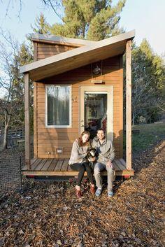 Alek Lisefski's Tiny House Project | Huffington Post UK