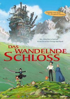 Poster zum Film: wandelnde Schloss, Das