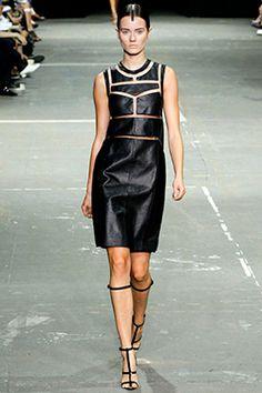 Alexander Wang dress SS13