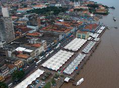 Ver-O-Peso, maior feira livre da AL completa 380 anos. - SkyscraperCity