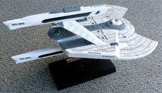 star trek kit bashing | star trek selections starship modeler store warren zoell tags kit bash ...