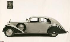 1937 Phantom III by Barker