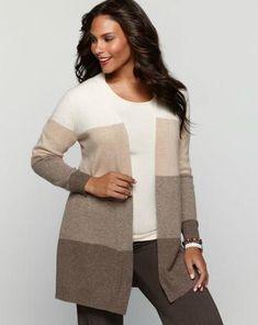 View album on Yandex. Knit Cardigan, Knit Crochet, Plus Size, Knitting, Model, Sweaters, Jackets, Stuff To Buy, Shopping