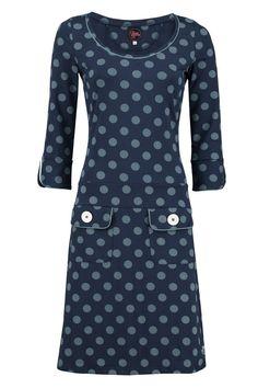 Dress Sue Dot Blue