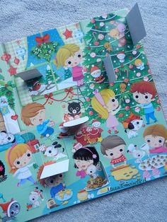 Mon grand livre à volets : Noël (Présentation & Avis)(Chut, les enfants lisent #21)
