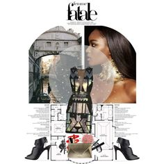 I can't just walk away, created by anne-mclayne on Polyvore