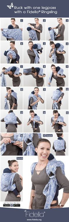 Instruction: Ruck with one legpass with a Ring Sling