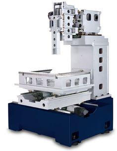 EXCETEK WG SERIES mechanical structure - Global EDM