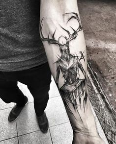 """Gefällt 5,007 Mal, 15 Kommentare - Inez Janiak (@ineepine) auf Instagram: """"#wowtattoo #blacktattoomag #blacktattooart #inkstinctsubmission #equilattera #black #tattoo…"""""""