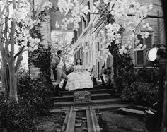 gone with the wind behind the scenes