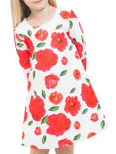 SHARE & Get it FREE | Round Neck Floral DressFor Fashion Lovers only:80,000+ Items • New Arrivals Daily • Affordable Casual to Chic for Every Occasion Join Sammydress: Get YOUR $50 NOW!