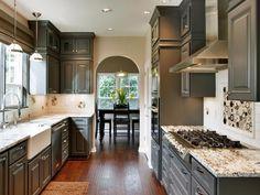 DIY Painting Kitchen Cabinet Ideas