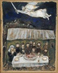 Marc Chagal-Passover