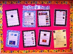 L'univers de ma classe: Mettre en valeur le travail d'écriture de ses élèves !