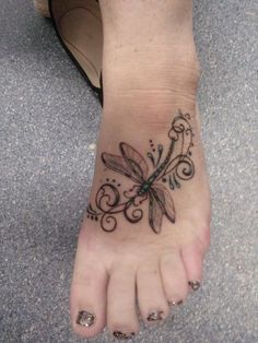 Dragonfly Tattoo with Freedom, Creativity, and the Light Simple Black Dragonfly Tattoo for Teenagers Girl – Dheris by aisha