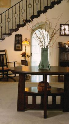Aj s arts-n-crafts style home decor