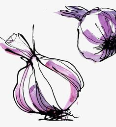 Stina Persson / food illustration Ideas for hand drawn quirky feel Pen And Watercolor, Watercolor Illustration, Watercolor Paintings, Stina Persson, Guache, Arte Floral, Grafik Design, Food Illustrations, Food Art
