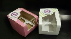 #cupcake #box #boxes #pastry #packagingdesign #packaging