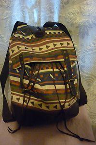 Aztec print rucksack - New world explorer http://www.ebay.co.uk/itm/PRIMARK-LARGE-CANVAS-RUCKSACK-BACKPACK-AZTEC-TRIBAL-PRINT-FESTIVAL-SCHOOL-USED-/290905971761?pt=UK_Men_s_Bags=item43bb58dc31