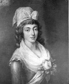 Portrait of Mme Roland, Coll. Vatel, Musee Lambinet