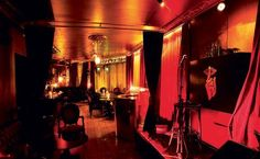 Mutis, the (secret) best bar in Europe! This is the sexiest bar in Barcelona. We first discovered it in 2014. - MJ
