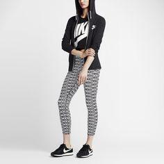 Nike Gym Vintage Full-Zip Women's Hoodie. Nike Store UK