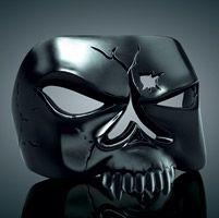 Kuryakyn Glossy Black Zombie Taillight Cover
