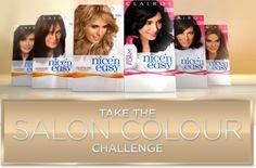 Clairol Salon Colour Challenge - Guaranteed or Earn $90!