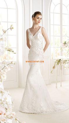 Hala Nášivky Přírodní Svatební šaty 2014