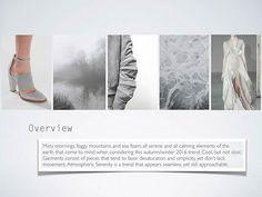 Trend report for A/W 2016 women's trends. Ppt Design, Layout Design, Plane Design, Mood Images, Design Palette, Concept Board, Fashion Portfolio, 2016 Trends, Book Layout