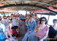 Vietnam Educational Travel: Embark on a 12 day southern Vietnam tour for oversea student trips, experience the Mekong community service & cultural touring Vietnam Tours, Vietnam Travel, Volunteer Work, Student Travel, Meeting New Friends, The Locals, Touring, Trips, Community