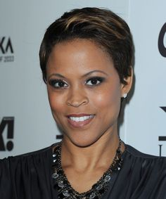Shaunie ONeal Short Straight Cut