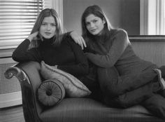 Jill & Jacqueline Hennessy [Nov 25, 1968] Jill is a Canadian actress and musician known for her television roles on Law & Order and Crossing Jordan. Her identical twin sister, Jacqueline, is a magazine writer & tv show host in Canada.