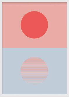 Christopher Gray's simple graphic illustrations are just the pop of color my…