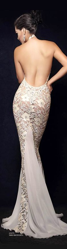Camille Flawless Bridal 'Swan' White Hand Painted **ep**