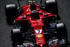 Pole number 224 for the Scuderia with  #Kimi7 ! Great job guys!! #Seb5 P2 #Quali #MonacoGP #ForzaFerrari