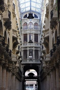 Pasaje Lodares, Albacete | Castile-La Mancha | Spain (by Eduardo Sentchordi)