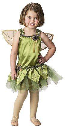 Fairy costume. Wings could be made of wire or cardboard. Wear with a simple dress and flowers/leaves.  ようせい。羽はメッシュか段ボールにシンプルワンピースと花や葉っぱ。