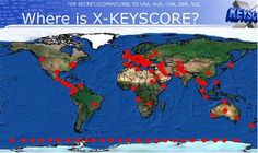"""XKeyscore, el programa de la NSA que según Snowden """"recolecta todo lo que hacemos en Internet"""" http://www.xataka.com/p/112017"""