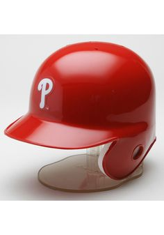 Philadelphia Phillies Mini Helmet http://www.rallyhouse.com/shop/philadelphia-phillies-riddell-philadelphia-phillies-mini-helmet-8561157 $14.99