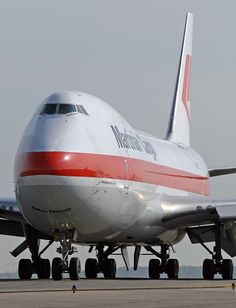 "Martinair Cargo Boeing 747-228F(SCD) PH-MCN ""Prins Bernhard Junior"""
