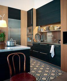 Köksinspiration: Estetik och funktion i moderna bistroköket - Sköna hem