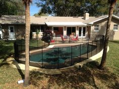 Pool Safety Fence Ormond Beach - Baby Barrier Pool Fence of Volusia offers superior pool safety fence to protect children in Ormond Beach. #PoolSafetyFence #PoolSafety #BabyBarrier