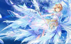 Cardcaptor Sakura Wallpapers on WallpaperPlay Cardcaptor Sakura, Sakura Card Captor, Sakura Anime, Manga Anime, Anime Art, Sakura Sakura, Arte Sailor Moon, Clear Card, Anime Angel