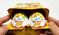 2x Kinder Joy - Twin Pack of Kinder Überraschung - } Easter Egg {