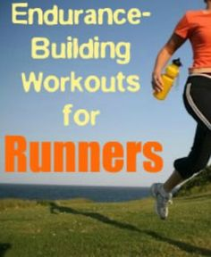 Build your running endurance with these training plans | via @SparkPeople #fitness #exercise #workout #run #program