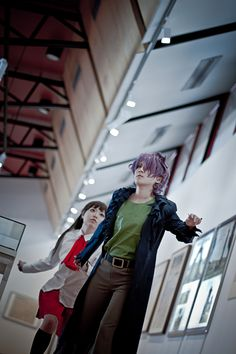 IB-The scary art museum by ~kotanimomo on deviantART | Ib and Garry Cosplay