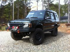 official: Lifted DII thread - Page 3 - Land Rover Forums - Land Rover Enthusiast Forum Land Rover Discovery 1, Discovery 2, Range Rover Evoque, Range Rovers, Motorcycle Trailer, Landrover, Off Road Adventure, Roof Rack, Offroad