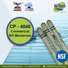 4040 Commercial membrane . http://www.hitechmembranes.com/product/cp-4040-ro-membrane/