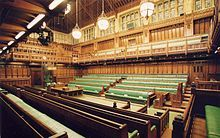 The House of Commons Chamber - UK Parliament Houses Of Parliament London, House Of Lords, 10 Interesting Facts, Old Hospital, Weekend In London, House Of Commons, Westminster Abbey, Westminster Bridge, Arquitetura